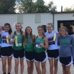 Bremen High School Girls Varsity Cross Country finishes 4th place