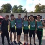 Bremen High School Boys Varsity Cross Country finishes 6th place