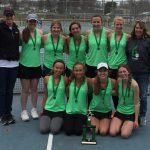 Girls Tennis Claims Championship