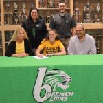 Harley Boocher Commits to Franklin College