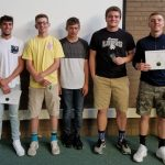 2018 BHS Baseball Awards