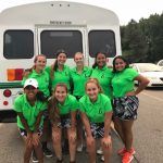 Girls Varsity Golf holds off Penn for a thrilling victory