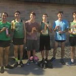 Boys Varsity Cross Country finishes 2nd place at Cougar Kickoff Classic
