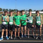 Boys Varsity Cross Country finishes 3rd place at New Prairie Invitational