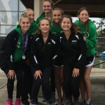 Girls Varsity Cross Country finishes 4th place at New Haven Classic