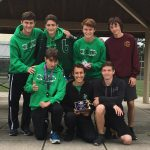 Boys Varsity Cross Country finishes 3rd place at New Haven Classic