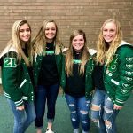 2018 Varsity Volleyball Awards