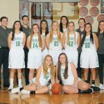 NIC Honors Bremen Girls Basketball
