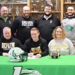 Manges Commits to DePauw University