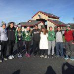 Boys Varsity Track finishes 1st place at Northwood