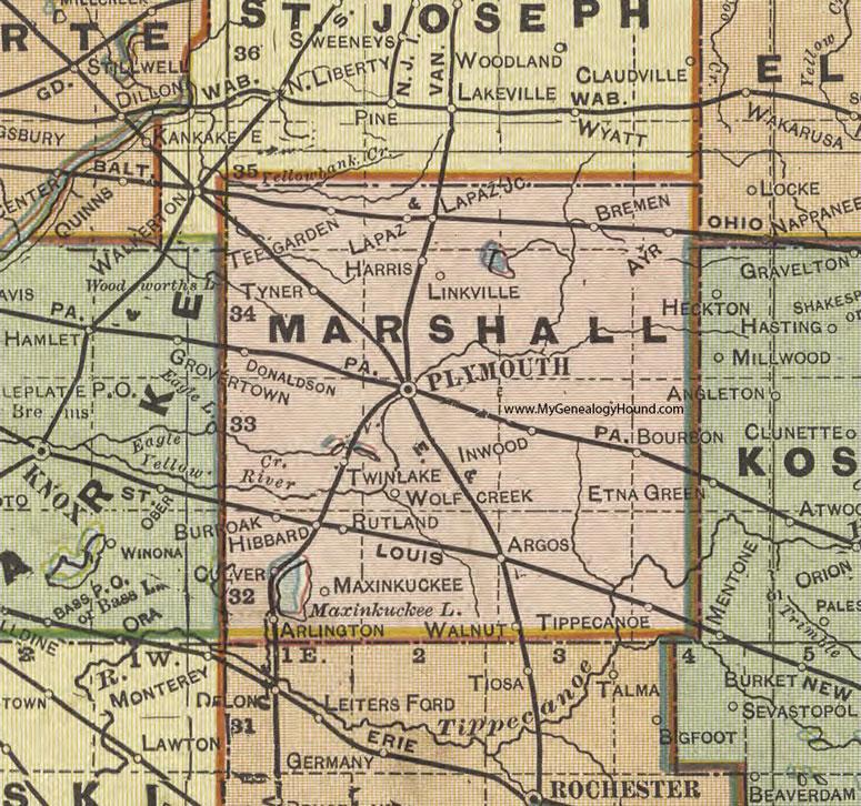 Celebrating Marshall County Sports