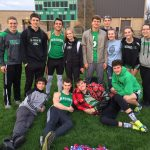 Bremen Boys Track Wins Big on Senior Night