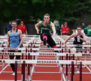 Boys NIC Track Meet at Mishawaka