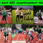 Boys Varsity Track Has Strong Showing at NIC Meet