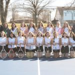Girls Tennis Sectional Pairings Set