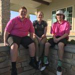 Boys Varsity Golf falls to Jimtown 193 – 207