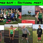 Boys Track Sends 8 to Regional, Places 3rd at Sectional