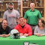 Adams Commits to Carthage College