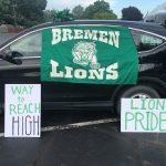 LIONS BLAST OFF TO PURDUE