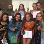 2019 Girls Tennis Awards