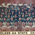 1994 Football State Champions Honored at Homecoming