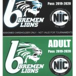 2019-20 Bremen All-Sports Pass and Ticket Prices