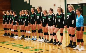 BHS Volleyball 2019 by Curt Rallo