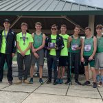 Boys Varsity Cross Country finishes 2nd place at New Haven Classic