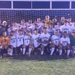 Boys Soccer Claims NIC Championship with 4-0 Victory over Washington