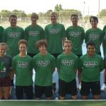 NIC Honors Boys Tennis