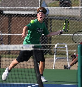 BHS Boys Tennis 2019 by Curt Rallo