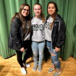 2019 Frosh Volleyball Awards