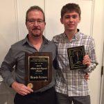 ISCA Honors Moren & Reynoso