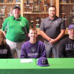 Willis Signs With Goshen College