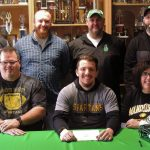 Huffman Commits to Manchester University
