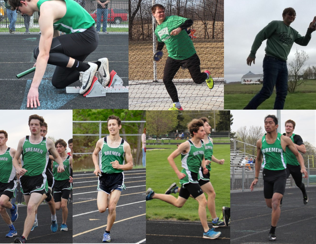 Senior Final Call – Zack, Bobby, Evan, Aaron, Seth, Noah and Kyle