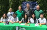 Myers Commits to St. Mary's College