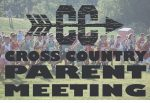 High School Cross Country Parent Meeting AUG 10 @6pm