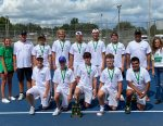 Lions Sweep the Courts