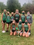 Girls Varsity Cross Country wins their First Invite