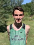 Boys Varsity Cross Country finishes 3rd place at Tippy Valley Invitational