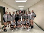 Girls Varsity Volleyball falls to John Adams 3 – 0