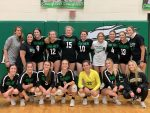 Girls Varsity Volleyball beats LaVille Jr/Sr 3 – 1