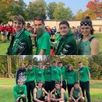 Boys Varsity Cross Country finishes 6th place at Sectional (Erskine Golf Course)