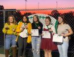 2020 Girls Golf Awards