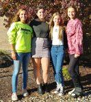 2020 Girls Cross Country Awards