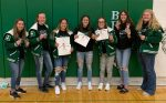 2020 Varsity Volleyball Awards