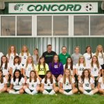 2013 Girls Varsity Soccer Team Picture
