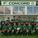 2013 Boys JV Soccer Team Picture