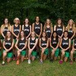2013 Girls Cross Country Competes in Semi-State